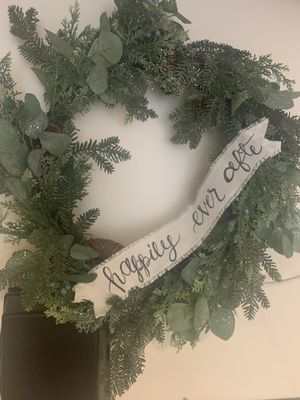 Happily ever after wreath for Sale in Saugus, MA