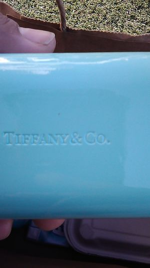 Tiffany and co glasses for Sale in Salt Lake City, UT