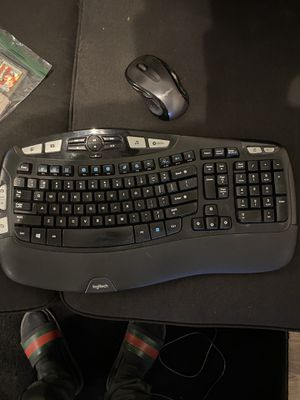 Logitech Keyboard and Mouse for Sale in Addison, TX