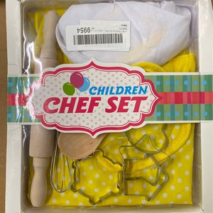 Chef Costume For Kids for Sale in Glendale, AZ
