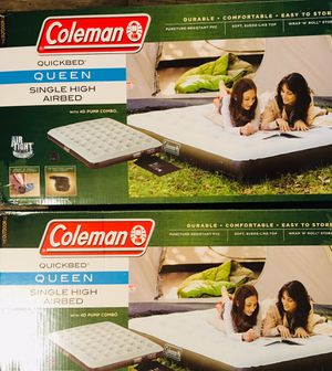 1 Camping Queen bed 45$ for Sale in Cupertino, CA