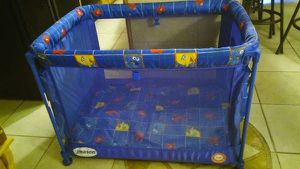 Sesame Street Play Yard Pack and Go for Sale in Alexandria, VA