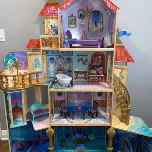 Kid Kraft The Little Mermaid Dollhouse for Sale in Fullerton, CA