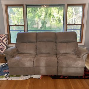 Stanton Electric Reclining Sofa for Sale in Hillsboro, OR