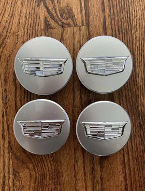 Cadillac Wheel Center Caps for Sale in Detroit, MI