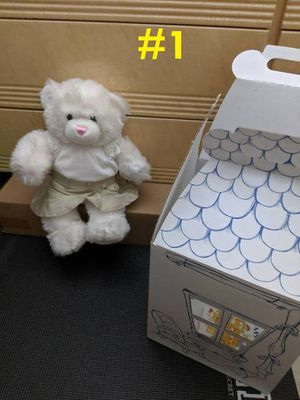 Build a bear teddy bear - I love you sound for Sale in Boston, MA