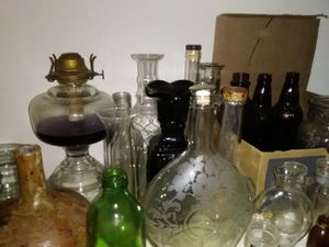 Old Collector's Bottles and Miscellaneous Glass Containers for Sale in Vancouver, WA