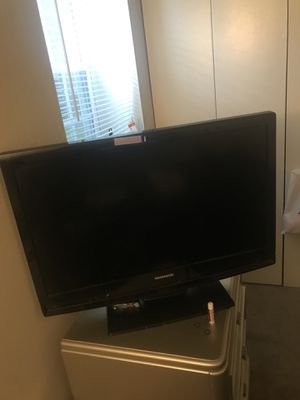 32 inch tv with dvd installed for Sale in Baltimore, MD