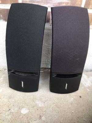 BOSE 161 SPEAKER. a speaker does not work. and one if it works for Sale in Taylorsville, UT