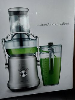 Breville The Juice Fountain Cold Plus for Sale in Bellwood,  IL