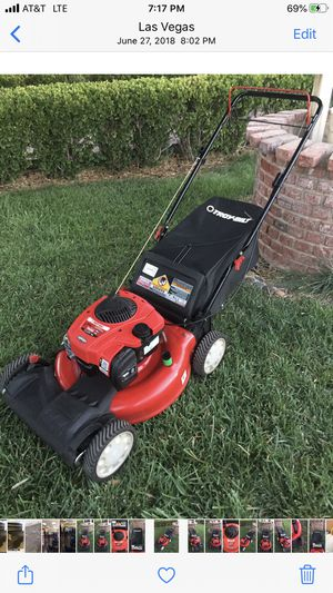 New And Used Lawn Mower For Sale In Las Vegas Nv Offerup