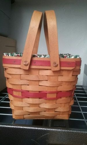 Longaberger basket for Sale in Huntington Beach, CA