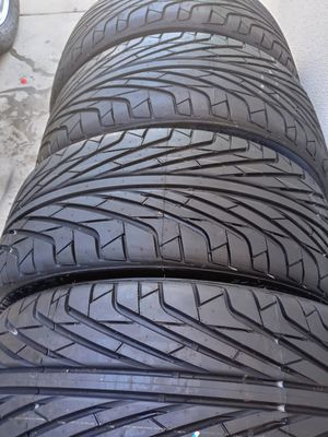 245 35 R20 TRIANGLE TIRES DOT 5118 for Sale in Phoenix, AZ