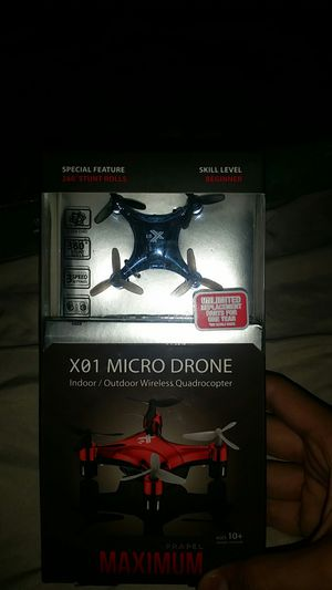 X01 micro drone for Sale in Phoenix, AZ