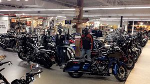 Harley Davidson Motorcycles for Sale in Dracut, MA