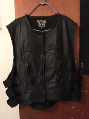 Motorcycle vest for Sale in Vineland, NJ