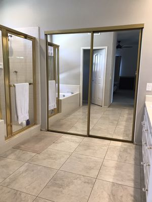 Sliding Mirror Closet Doors for Sale in Oceanside, CA
