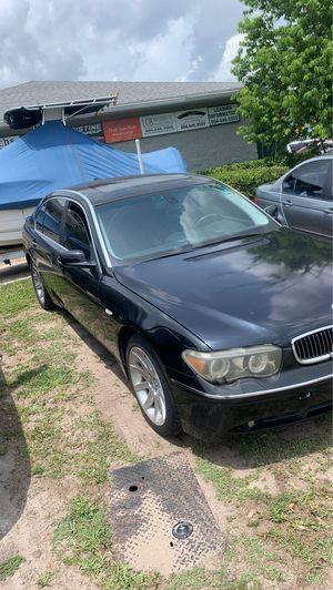 BMW 745 li $5600 for Sale in Jacksonville, FL