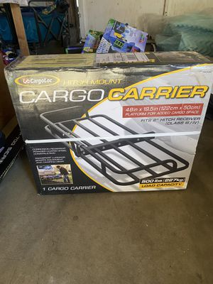 Cargo carrier for Sale in San Juan Capistrano, CA