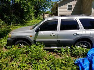 Mazda tribute 2002 for Sale in North Chesterfield, VA
