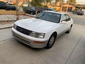 1996 Lexus LS for Sale in Chino, CA