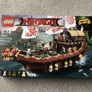 Lego Ninjago Destiny's Bounty for Sale in Tualatin, OR