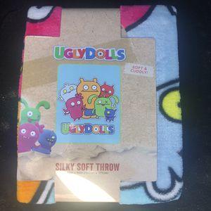 UglyDoll Blanket for Sale in Lake Elsinore, CA