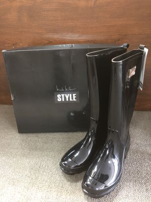 New Nicole Miller Rain boots for Sale in Pompano Beach, FL