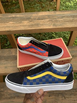 RARE VANS   BRAND NEW   Size 10 for Sale in Rockville, MD