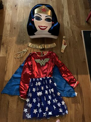 Wonder Woman Halloween costume. for Sale in Holly Springs, NC