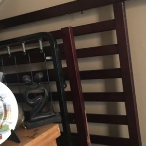 Crib with changing table converts to Full bed for Sale in Henrico, VA
