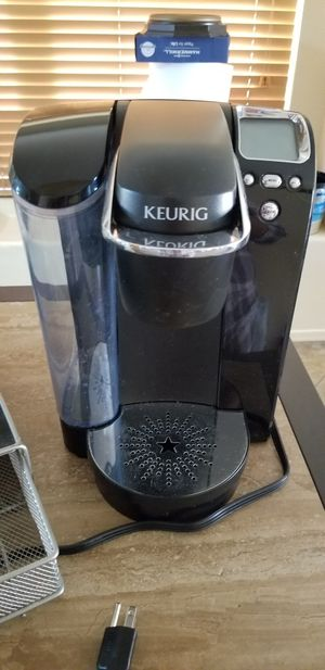 Keurig w/drawer and K-cups for Sale in Chandler, AZ