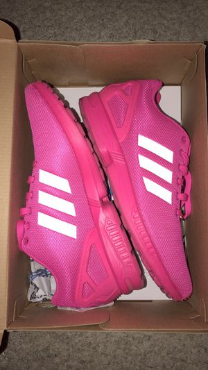 Adidas ZX Flux Hot Pink Men's size 10.5 for Sale in Austin, TX