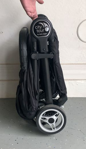 Baby Jogger City Tour Stroller & Carrying Backpack for Sale in Gilbert, AZ