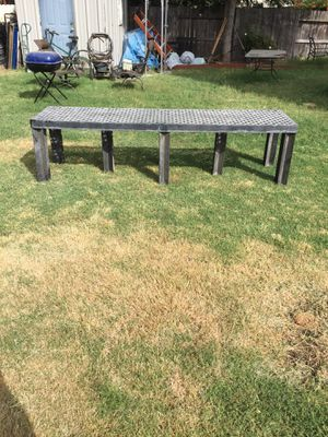8' plant and garden benches for Sale in Modesto, CA