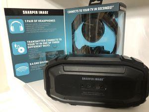 ‼️Sharper Image OwnZone Wireless Headphones 🎧 and Bluetooth Speaker 🔈‼️ for Sale in Nashville, TN