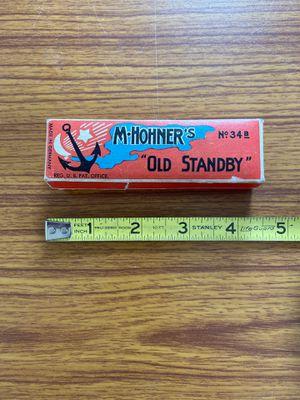 Antique harmonica for Sale in Luray, VA