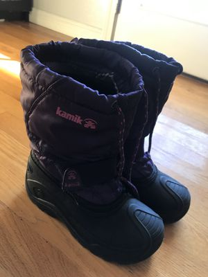 Kamik Snow Boots for Sale in San Jose, CA