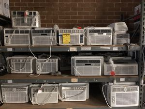 New and Used Air Conditioner units Cheap starting at $50 for Sale in Atlanta, GA