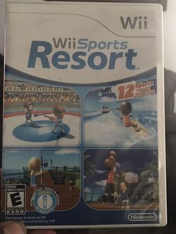 Wii Ressort for Sale in Norfolk,  VA