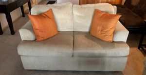 Free couch and love seat for Sale in Sacramento, CA