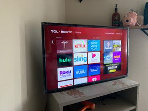 brand new 32 inch tcl roku tv for Sale in Oceanside, CA