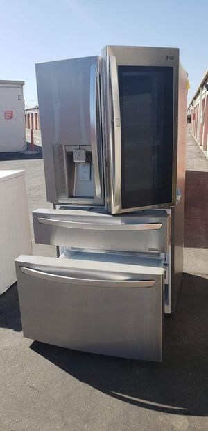 Refrigerador LG InstaView Door-in-Door for Sale in Inglewood, CA