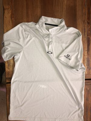 Oakley golf shirt- Myrtle Beach heritage club for Sale in Sterling Heights, MI