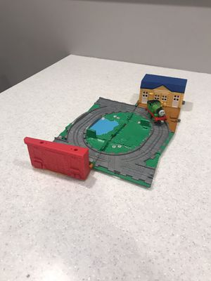 FISHER PRICE THOMAS & FRIENDS TAKE N PLAY PERCY'S MAIL DELIVERY for Sale in Bartlett, IL