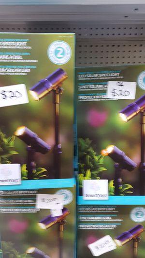 LED solar light for Sale in Orlando, FL