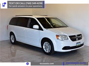 2015 Dodge Grand Caravan for Sale in Escondido, CA
