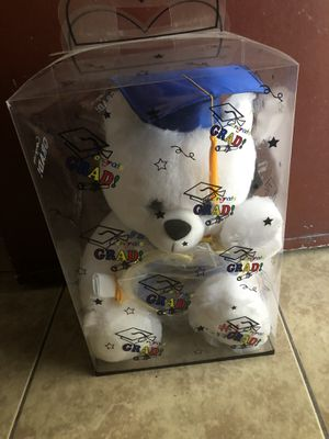 New new graduation teddy bear for Sale in Los Angeles, CA