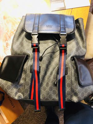 Gucci book bag for Sale in Williamsport, PA