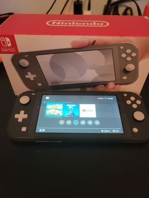 Nintendo Switch Lite Grey for Sale in La Mirada, CA